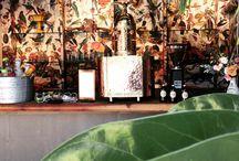 Urban espresso / Mobile coffee bar