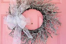 A Year in Wreaths / by Fashioned Events