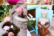Boho wedding / agence Carré Rouge, Wedding planner, Biarritz FRANCE
