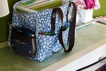 Totes/Work Bags / Use for all of those handouts and graded papers! Perfect for TEACHING!!! / by Alicia Eyer