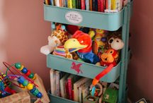Toy Storage / Organization