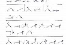 Sơ Đồ Tập Yoga