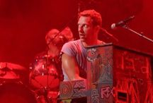 Chris / and Coldplay