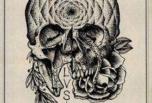 Ien Levin / Tattoos