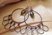 earring ideas / by Kaytie Prater
