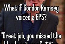 Gordan Ramsey
