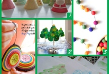 seasonal crafts and decor