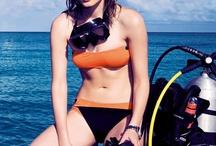 Diver girls