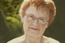 Portraits by Patricia Hargrove - Pastel / Portraits in Pastel by Patricia Hargrove