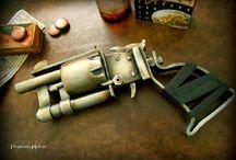 Répliques armes