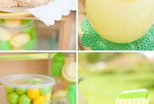 Lemonade Stand Birthday Party / by Beth Harrell