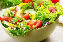 Tavaszi saláták