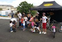 Aventuras Niños:  7 de Junio / Fotos de la primera actividad de La Bicicleta Aventuras orientada a niños. Pasamos un sábado muy divertido