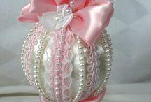 Ornamenti Per Alberi Di Natale / Pallina