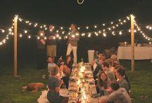Party / Pour mes 22 ans... #soirée #anniversaire #deco #festin