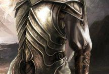 RPG - 14th Age: Elves