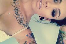 tattoos / by Cassandra Saupitty