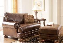 Living Room Ottomans  / Designer exclusive living room Ottomans