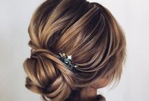 Hair for party's