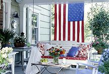 BACKYARD IDEAS / by Connie Smith
