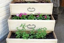 Recycled Planter Ideas / In this board we share brilliant Recycled Planter Ideas. Click follow to get inspired.