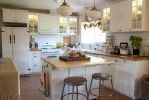 kuchyne / barevnost trojkombinace