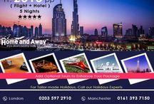 Dubai Luxury Holidays