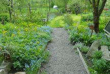 krásná zahrada / Inspirace pro krásnou zahradu