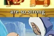 Avatar - Aang Korra
