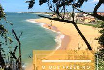 Brasil / Dicas e roteiros para planejar viagens pelo Brasil.