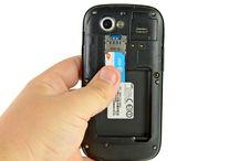 Utskifting av Nexus S SIM-kort