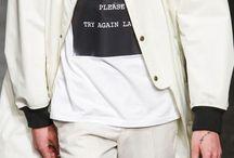 LCM: AW15 / Backstage/Menswear