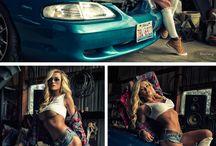 Girls & cars