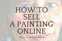 How to sell my art (eventually)