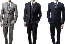 Professional Style: Men / by Lily Winston