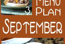 Meal planning / by Ashley Vaughn