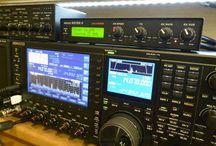 HAM / Amateur radio / by Johnathan Watson