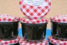leckere Marmelade &curd