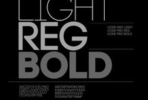 Typography / by Justin Rickwood