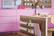 Home Decor • Craft Room