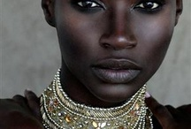 Beautiful faces from around the world / by Christine Bletcher