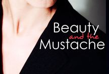 Beauty and the Mustache / Board for the book!