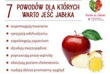 7 powodów dla których warto jeść jabłka