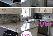 DIY marble paint
