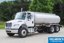 DEF Trucks and Trailers / Equipment used in the bulk hauling and distribution of Diesel Exhaust Fluid.