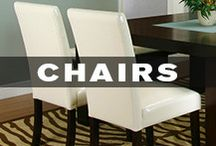 Chairs / Take a seat! From armchairs to barstools and everything in between, Kane's furniture has chairs that will make a bold statement in any home. / by Kane's Furniture