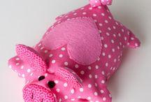 pig crafts