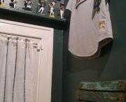 Milwaukee Brewers / Milwaukee Brewer Jerseys displayed using the Ultra Mount jersey display hanger.
