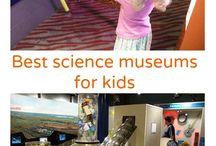 Activités interactives pour enfants ~ Interactive playspaces for children