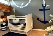 Jackson's Nursery / My little baby nephew's special place!